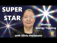 I am a SUPERSTAR! Modern Energy Tapping Session with Silvia Hartmann